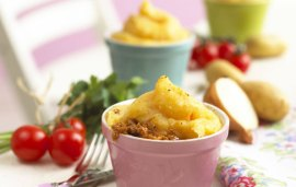 Food For Kids | Mini Cottage Pie By Annabel Karmel