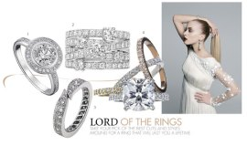Jewellery Trend | Lord Of The Rings