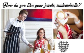 The Shoot | How Do You Like Your Jewels, Mademoiselle?