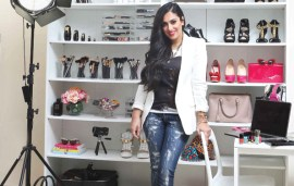 Women Of The Web: Blogger Huda Kattan