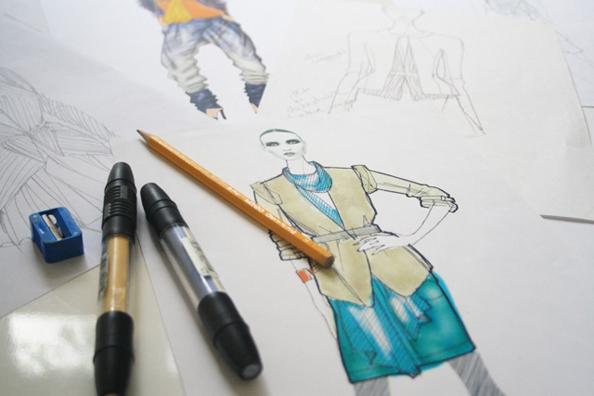 Fashion News Fashion Illustration Master Class With Deborah Henning Emirates Woman