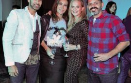 Capital D Studio Turns Five | Dubai Event