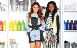 Peter Pilotto For Target Collection Launches at Net-A-Porter.com