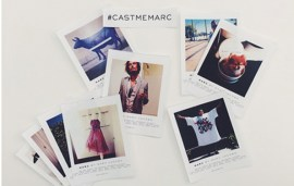MARC JACOBS USES SOCIAL MEDIA TO CAST HIS NEXT CAMPAIGN MODEL