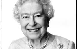 David Bailey's Regal Portrait Marks Queen Elizabeth's 88th Birthday