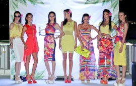 Bebe Launches Their Swimwear And Summer Collection