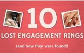 Wedding Drama | 10 Lost & Found Engagement Rings