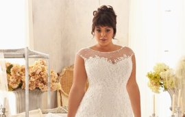 Wedding Dress Tips For Plus Size Brides