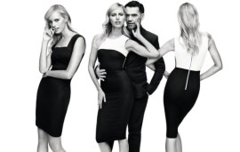 Roland Mouret For Banana Republic Available Now At The Dubai Mall