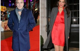 George Clooney And Amal Alamuddin's Wedding To Be Featured In Vogue