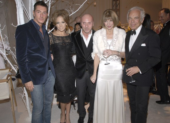 3ff00770a6 Domenico Dolce   Stefano Gabbana Threaten Anna Wintour And Condé ...