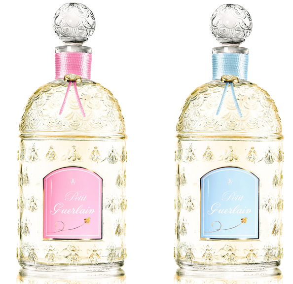 L-R: Petit Guerlain Fille Dhs1,340. Petit Guerlain Garçon Dhs1,340  Available at Paris Gallery
