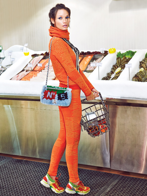 Fashion Shoot Attention Seeker Emirates Woman