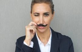 Nadine Kanso Joins Dubai Movember Campaign