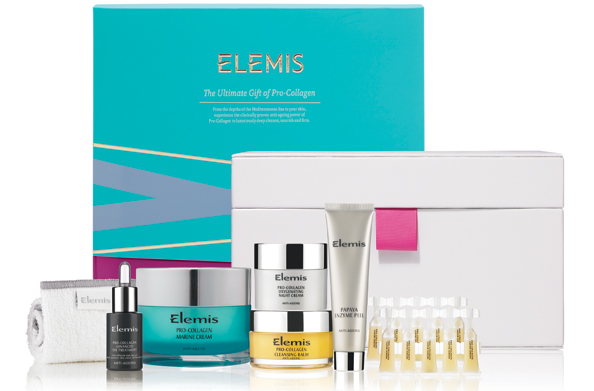 What's more, you'll even get to take home a Pro-collagen gift set from Elemis. Containing six multi-award winning anti-ageing products, your beauty and ...