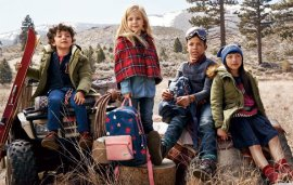 Tommy Hilfiger Mini Fashion Shoot | The Great Outdoors