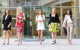 Out Of Office With The Ladies Of Al Ghurair | Local Fashion