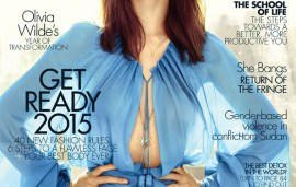 Emirates Woman January 2015 | Meet Cover Star Olivia Wilde & Discover What's Inside