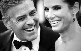 Amal Alamuddin 'Jealous' Of Sandra Bullock & George Clooney