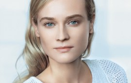 Diane Kruger Stars in Chanel Beauty Campaign