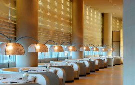Armani Ristorante | Valentine's Restaurant Review