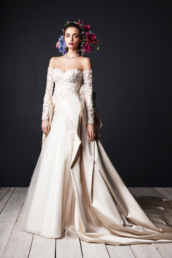 Rami Al Ali Bridal Collection 2015 – Emirates Woman