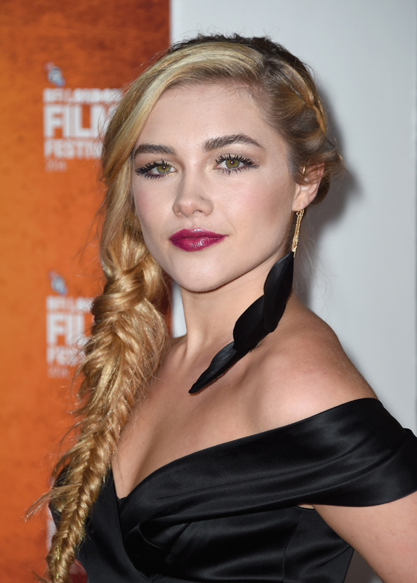 Florence Pugh, International Women's Day
