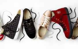 Charlotte Olympia Launches Sneakers