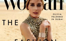 March Cover Star Olivia Palermo: Exclusive Sneak Peek