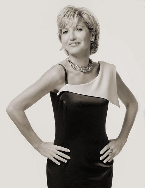 Martine Micallef, co-founder of Parfums M.Micallef