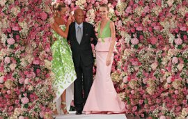 Harvey Nichols Dubai To Host Oscar de la Renta Legendary Style Event