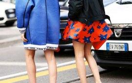 Milan Fashion Week Autumn Winter 2015 Street Style