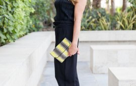 EW Wearing: Emporio Armani Power Dressing