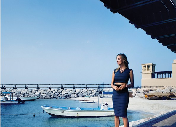 413d2b26900 Ted Baker Fashion Shoot | Look To The Horizon – Emirates Woman