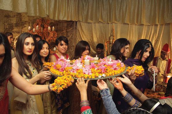 rules of engagement Pakistani-Wedding