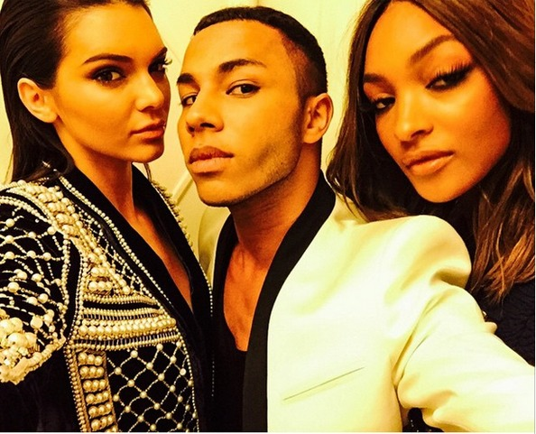 191820a9 Kendall Jenner Reveals Balmain For H&M Collaboration – Emirates Woman