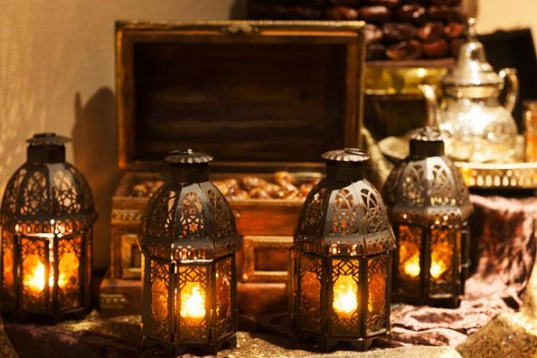Intercon DIFC, Ramadan
