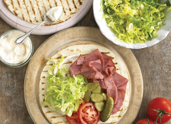 Pastrami-Dill-Pickle-and-Tomato-wrap-Hres