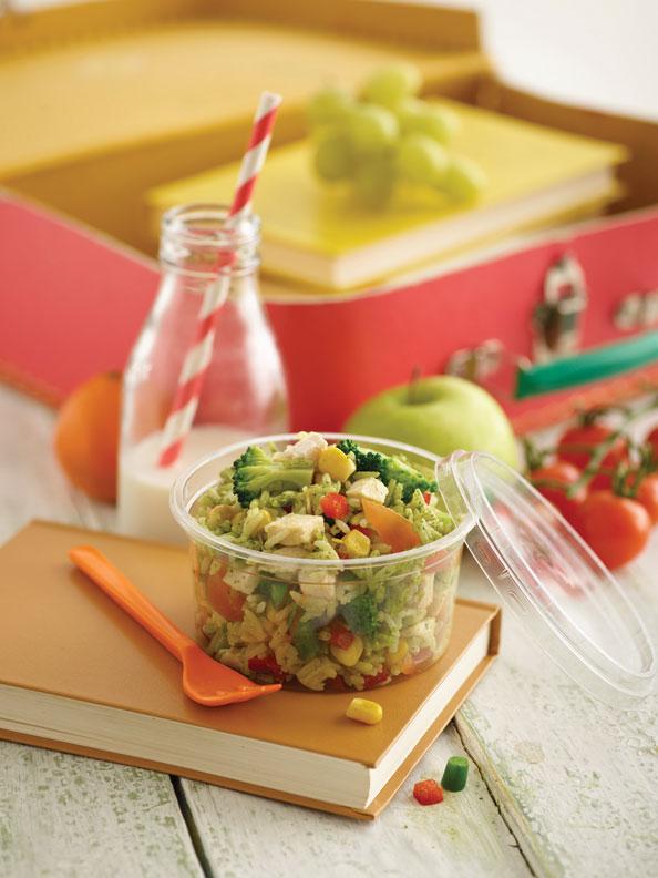Pesto Rice Salad, Annabel Karmel, Recipe,