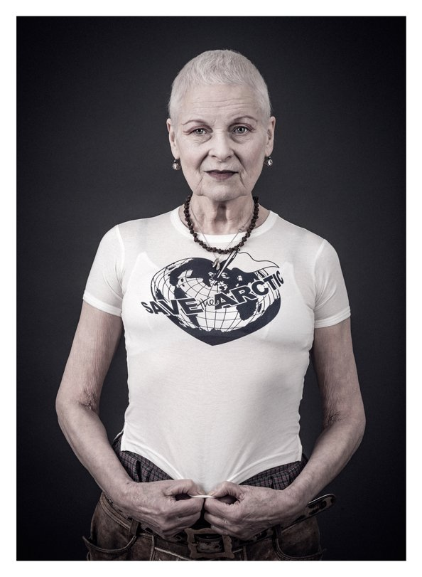Vivienne Westwood Save the Artic