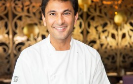 The Junoon (Passion) Of Celebrity Chef Vikas Khanna: Hollywood's New Hero