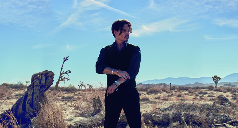 c9b83d9ba Johnny Depp Is The New Face of Dior Sauvage – Emirates Woman