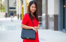 EW Wearing: The Little Red Dress
