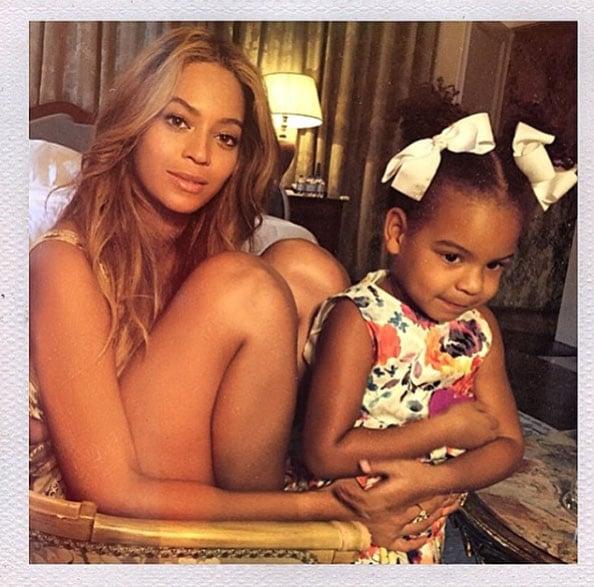 Kim Kardashian Beyonce Instagram