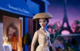 Barbie Haute Couture Exhibition At Mall of the Emirates