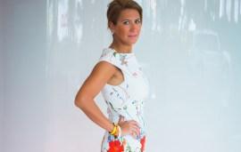 EW Wearing: Zara Floral Dress