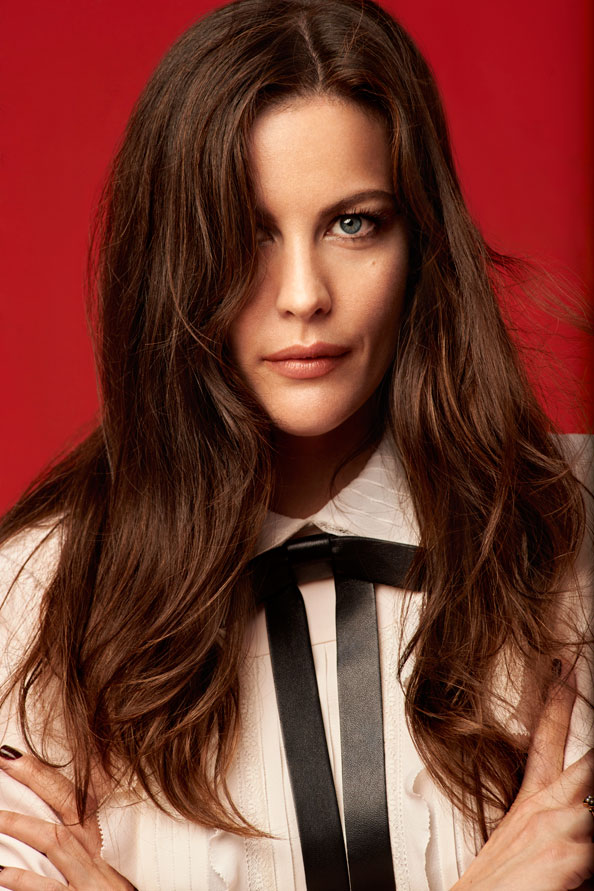 Liv Tyler mytheresa women series life lessons