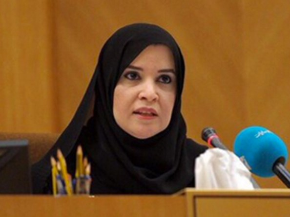 Dr Amal Al Qubaisi Is UAE's First Female Speaker