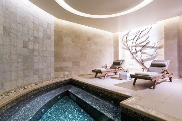 Rosewood Abu Dhabi, Valentine Spa