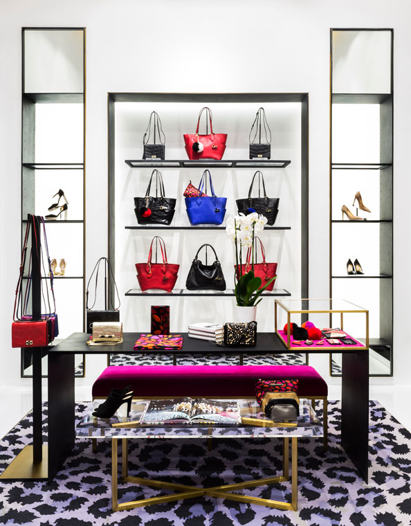 The new Diane Von Furstenberg store in City Centre Mirdiff